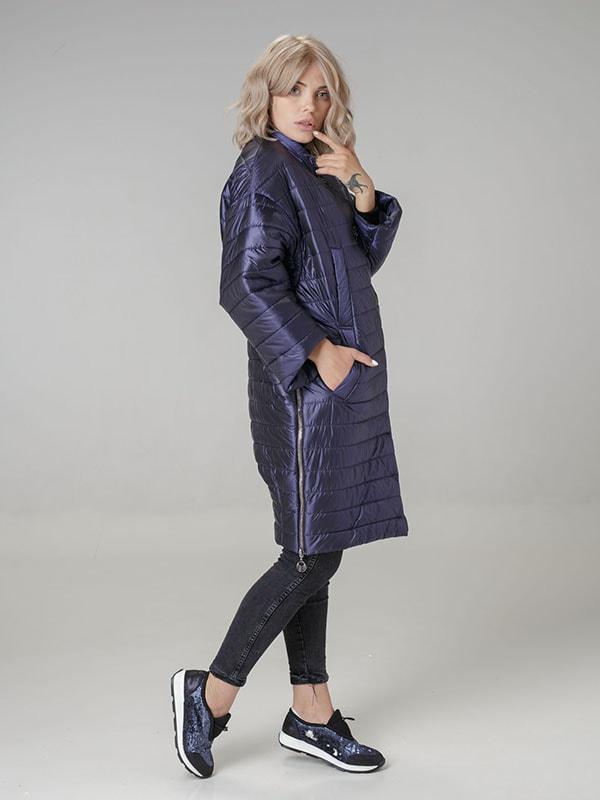 Пальто фиолетовое   4705161   фото 4