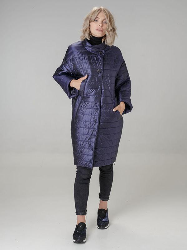 Пальто фиолетовое   4705161   фото 5