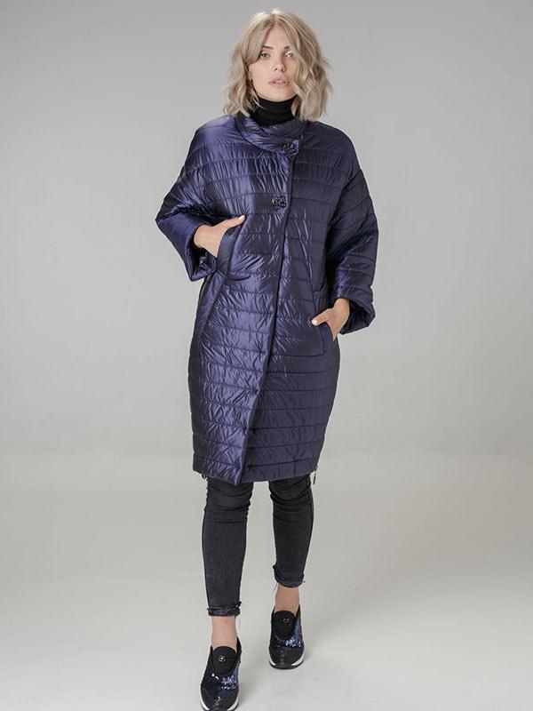 Пальто фиолетовое   4705161   фото 6