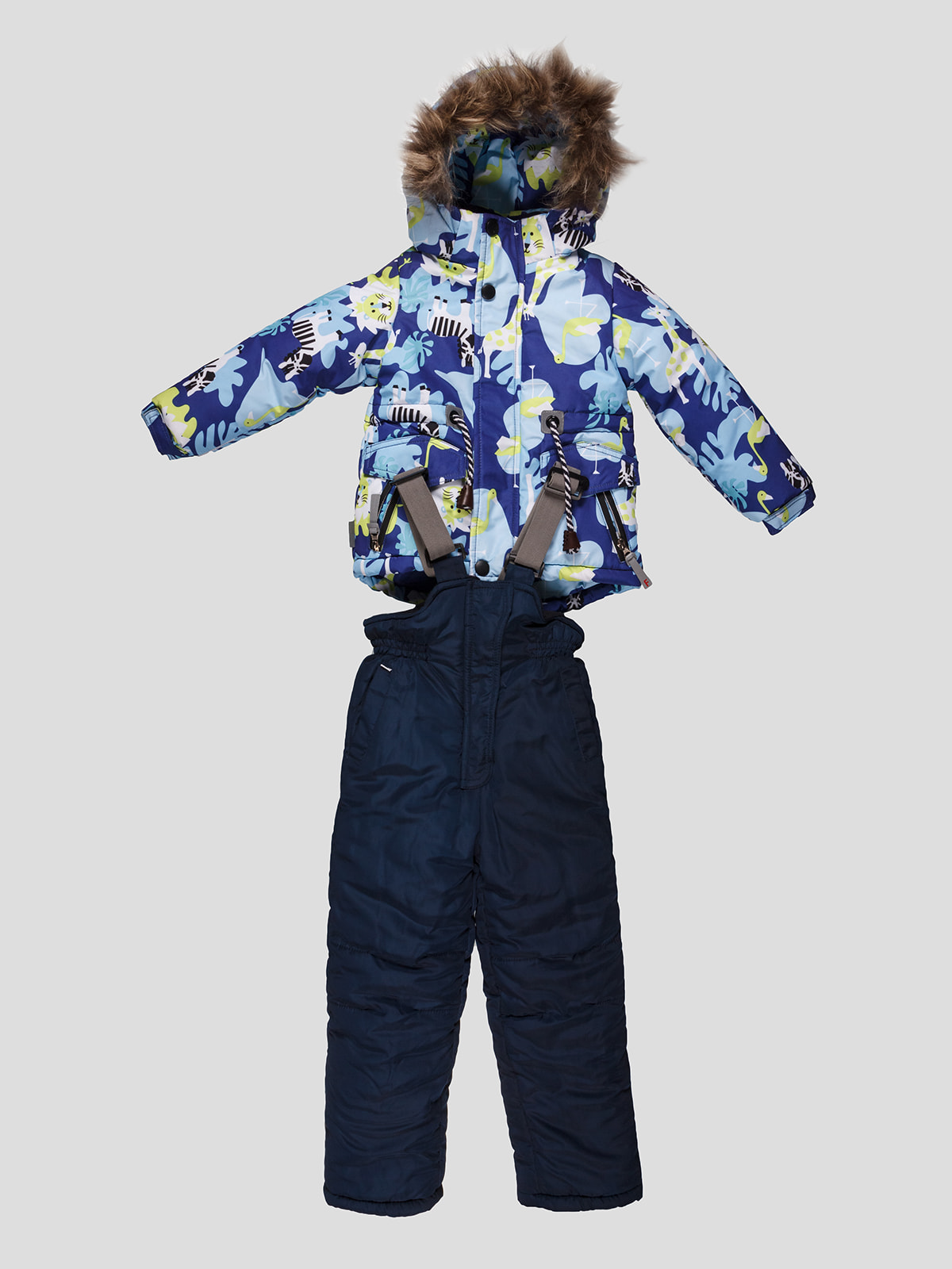 Комплект: куртка и полукомбинезон | 4694151