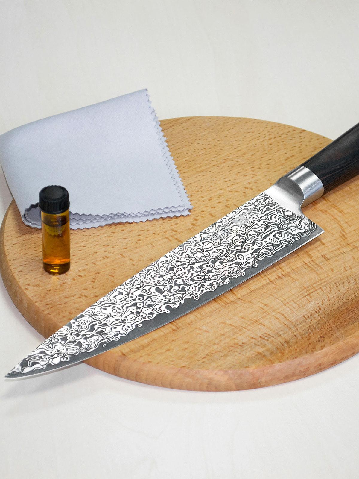 Нож повара | 4533848 | фото 3