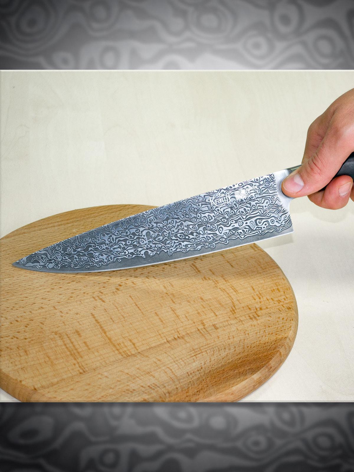 Нож повара | 4533848 | фото 4