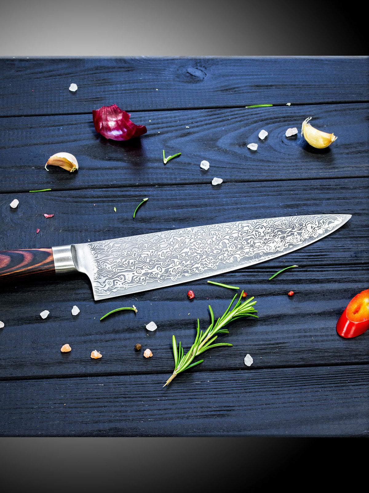 Нож повара | 4533848 | фото 5