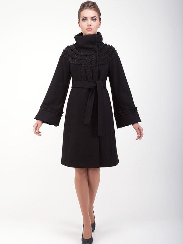 Пальто черное | 4689724