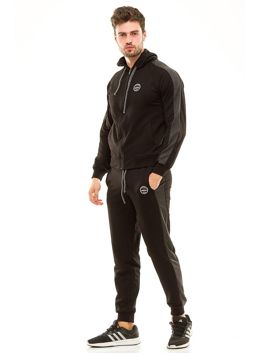 Костюм спортивний: толстовка і штани | 4614690