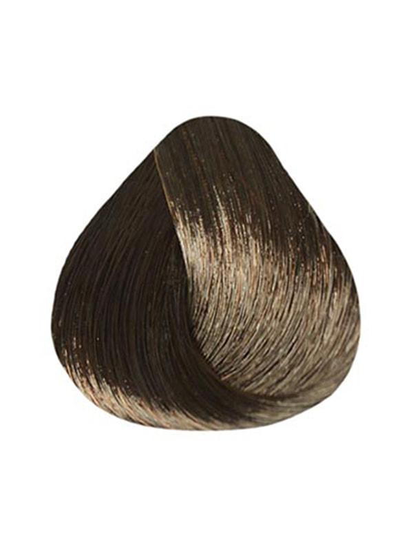 Краска-уход De Luxe - темно-русый коричневый интенсивный (60 мл) | 4693701