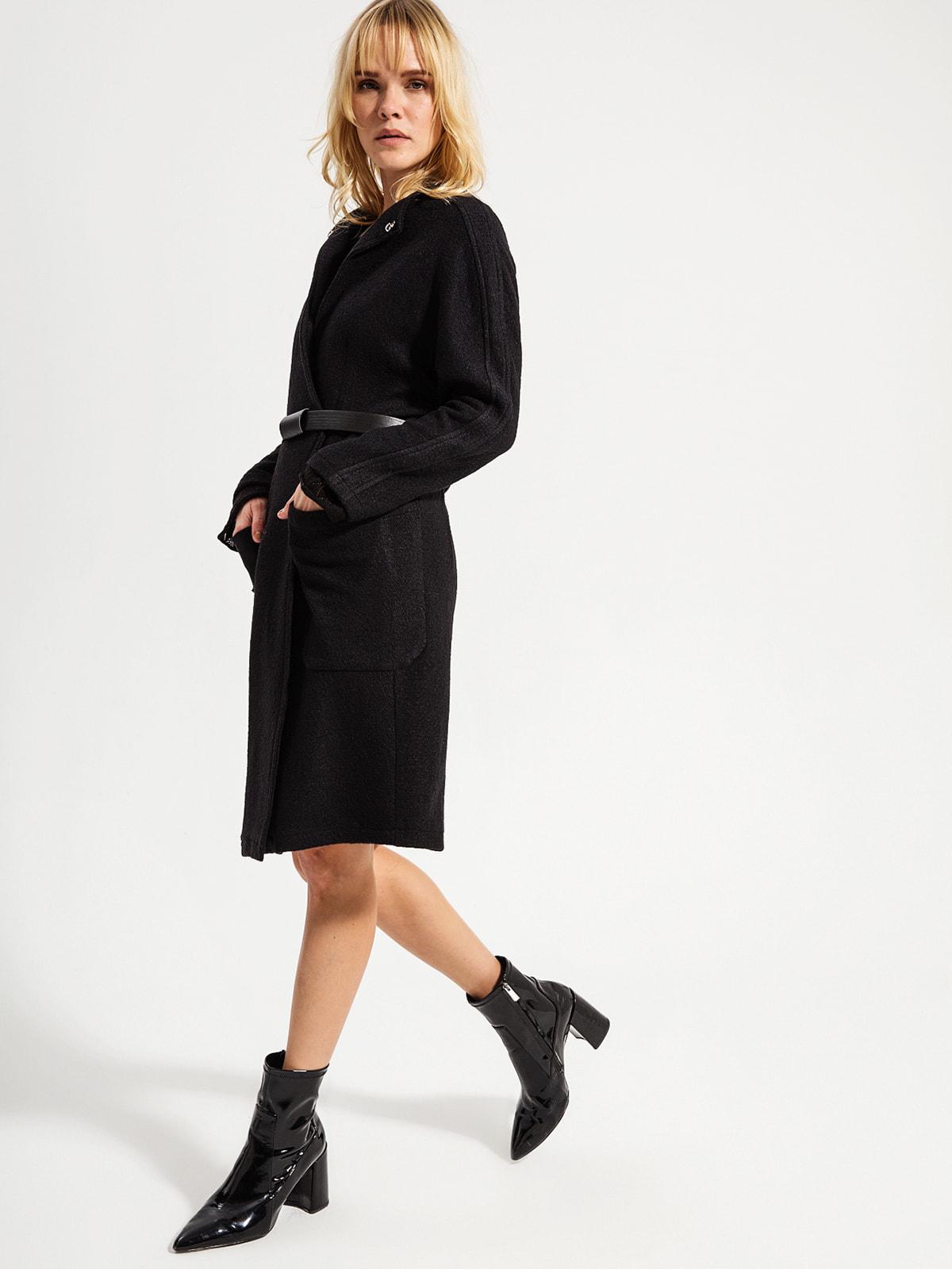 Пальто черное | 4716496