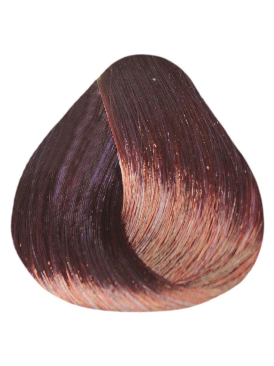 Фарба-догляд De Luxe — світлий шатен фіолетовий для сивини (60 мл) | 4693676