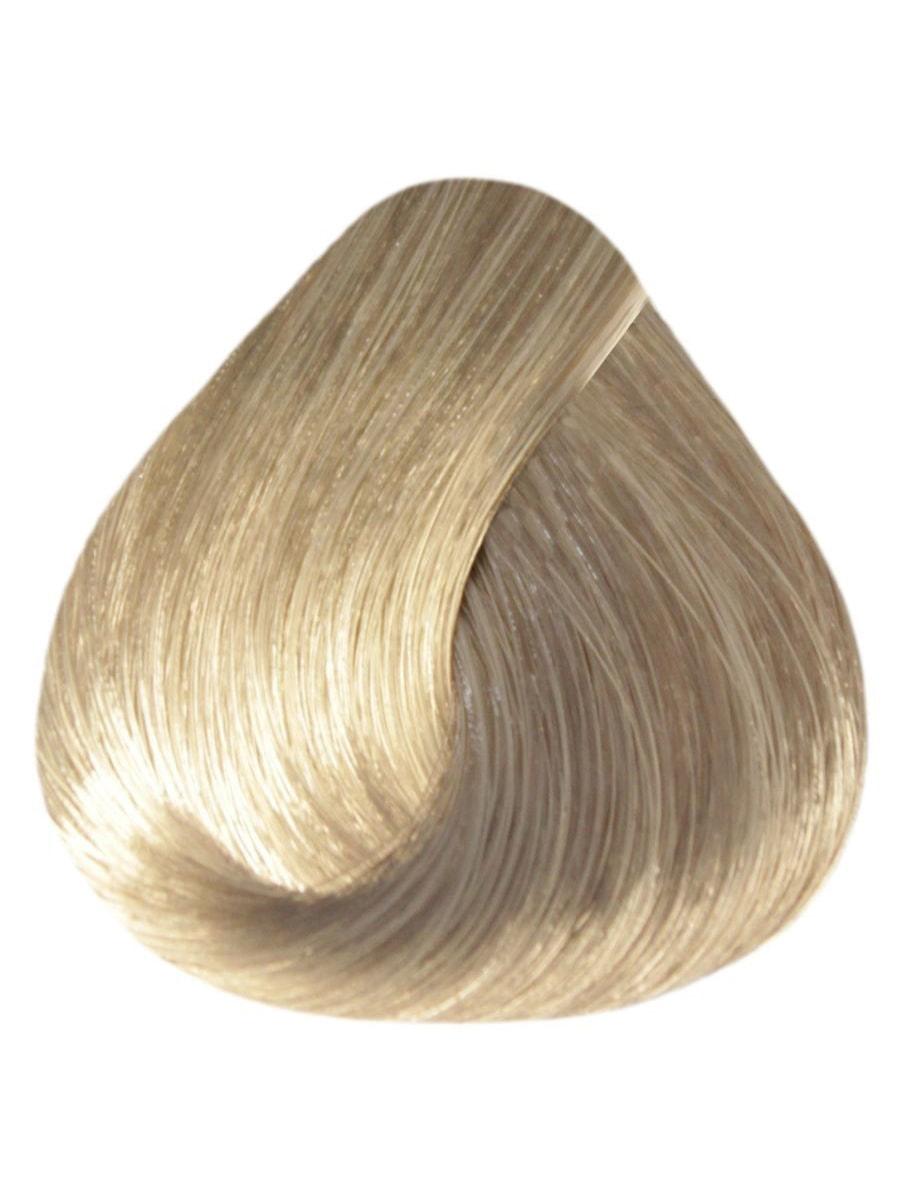 Краска-уход De Luxe - блондин пепельный (60 мл) | 4693737