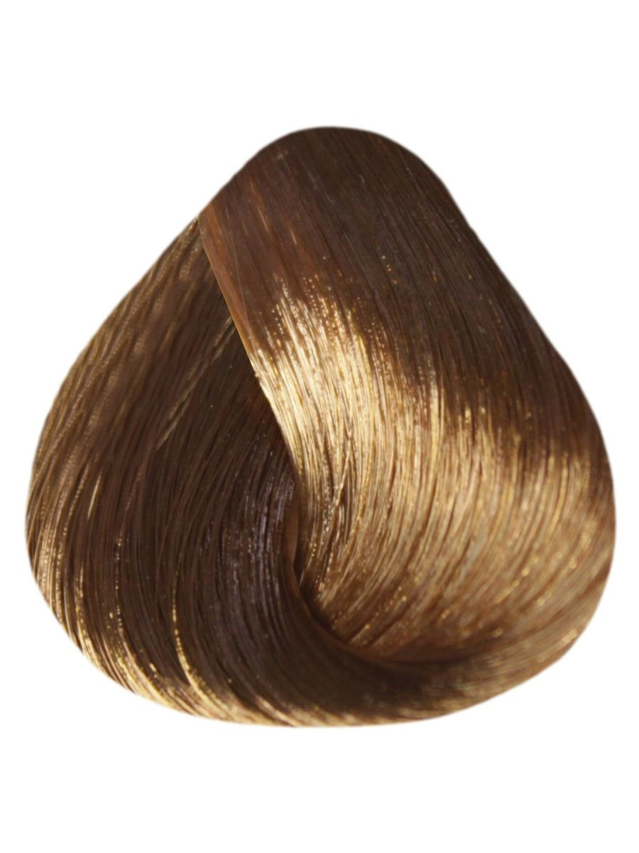 Крем-краска De Luxe Silver - русый коричнево-фиолетовый (60 мл) | 4693793 | фото 2