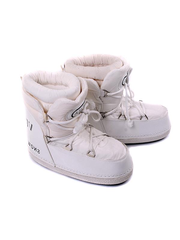 Ботинки белые | 4716913
