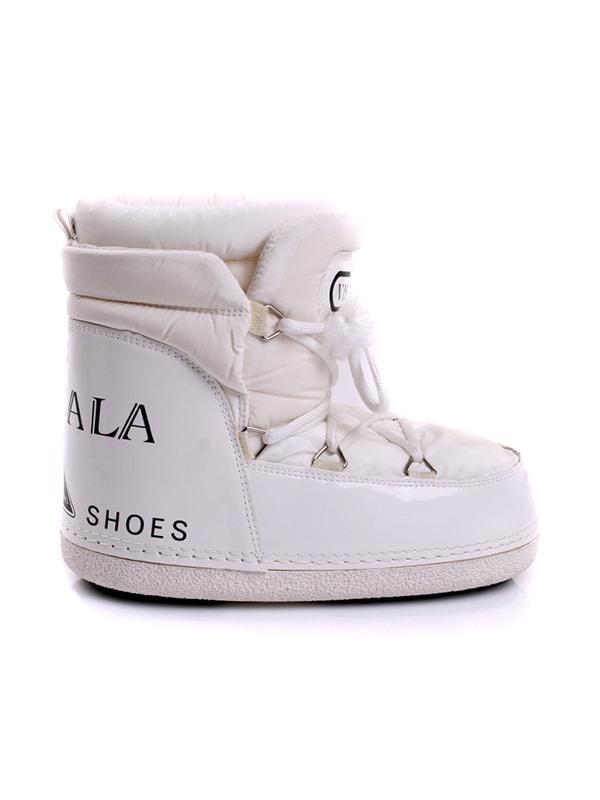 Ботинки белые | 4716913 | фото 2