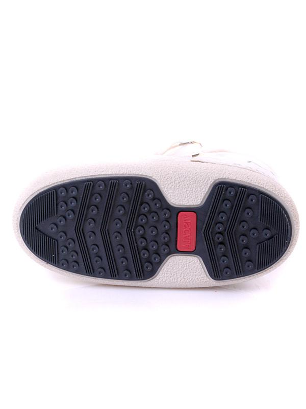 Ботинки белые | 4716913 | фото 3