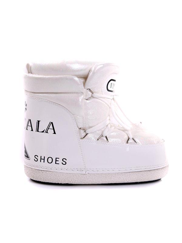 Ботинки белые   4716914   фото 2