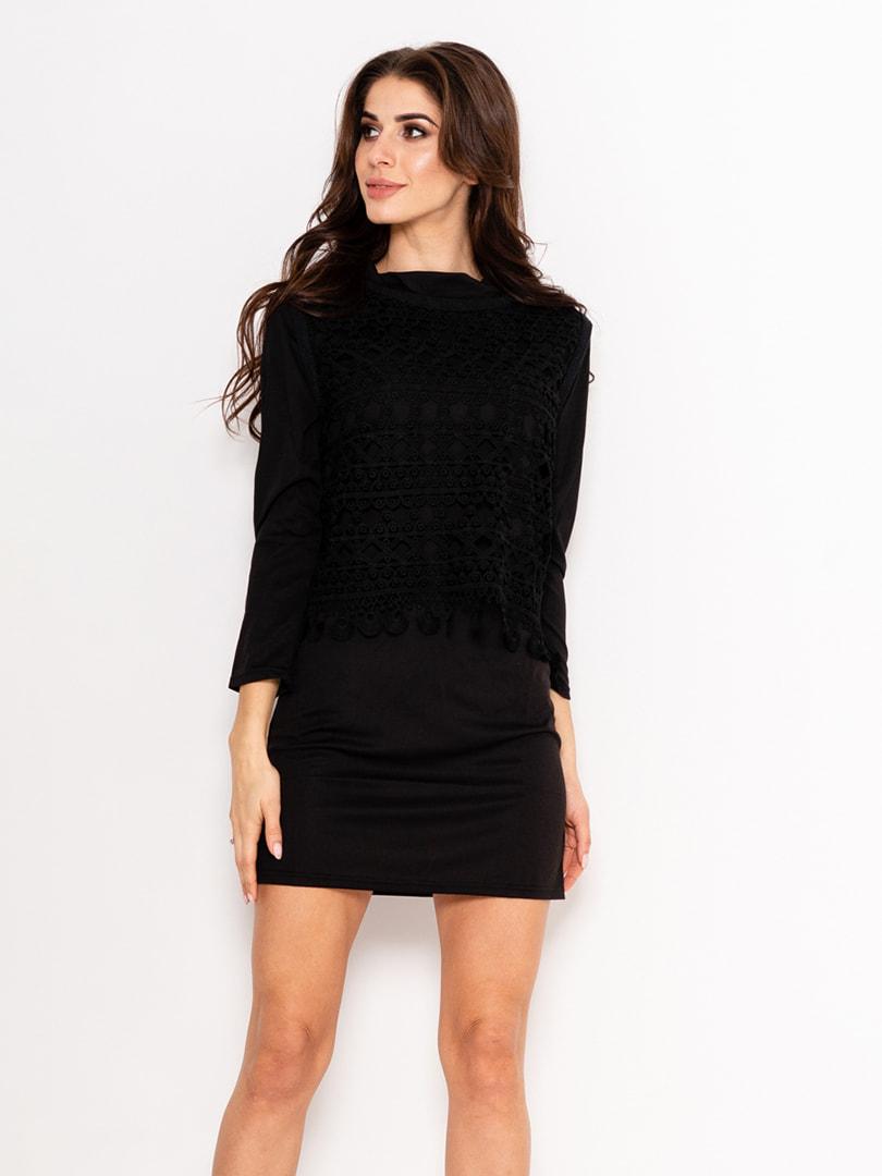 Сукня чорна | 4693092
