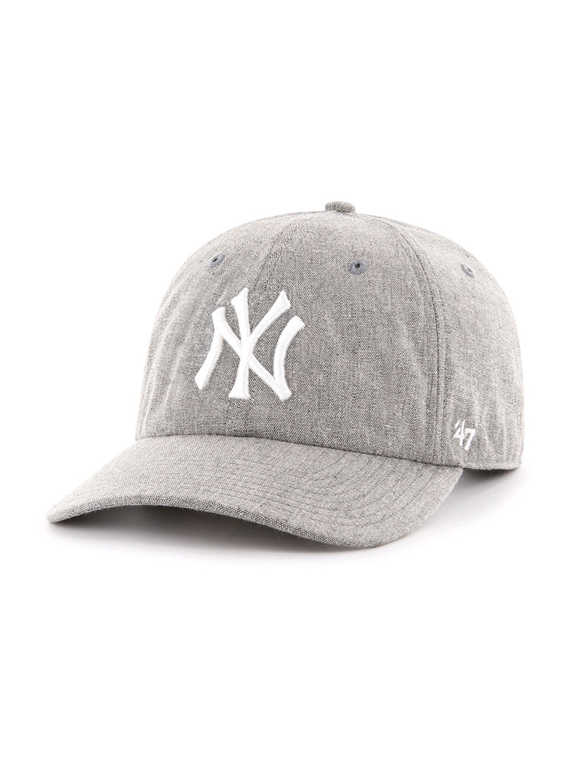 Бейсболка темно-серая | 4594260