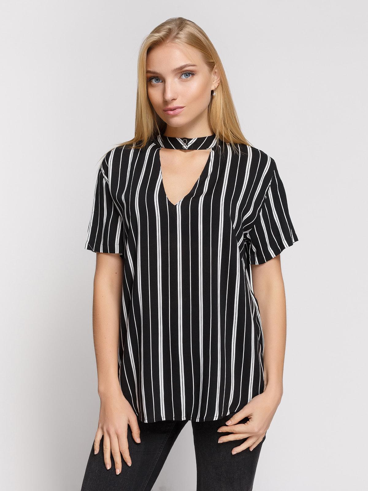 Блуза в смужку | 4694940