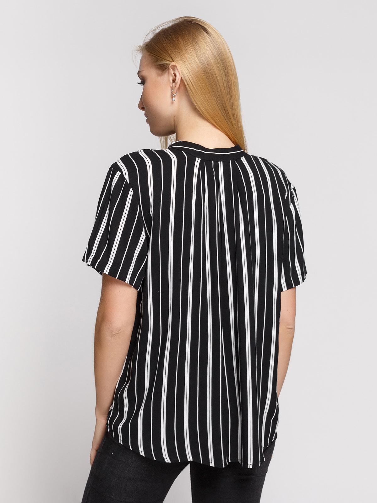 Блуза в смужку | 4694940 | фото 2