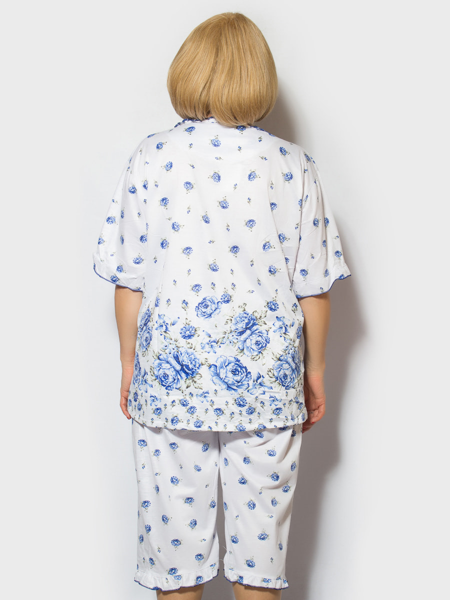 Пижама: футболка и шорты | 4717993 | фото 2