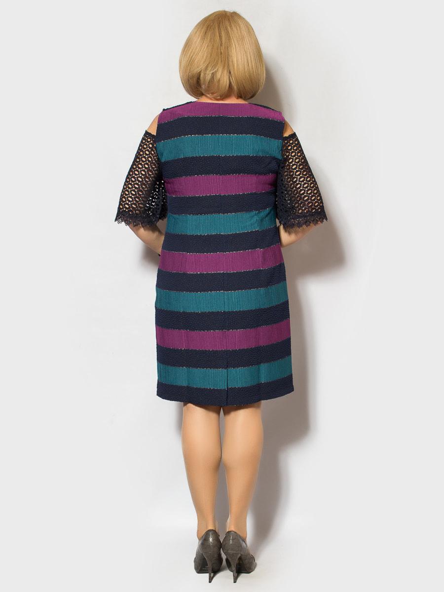 Сукня в смужку   4718004   фото 2