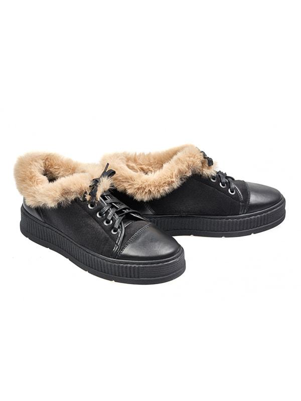 Ботинки черные | 4718795