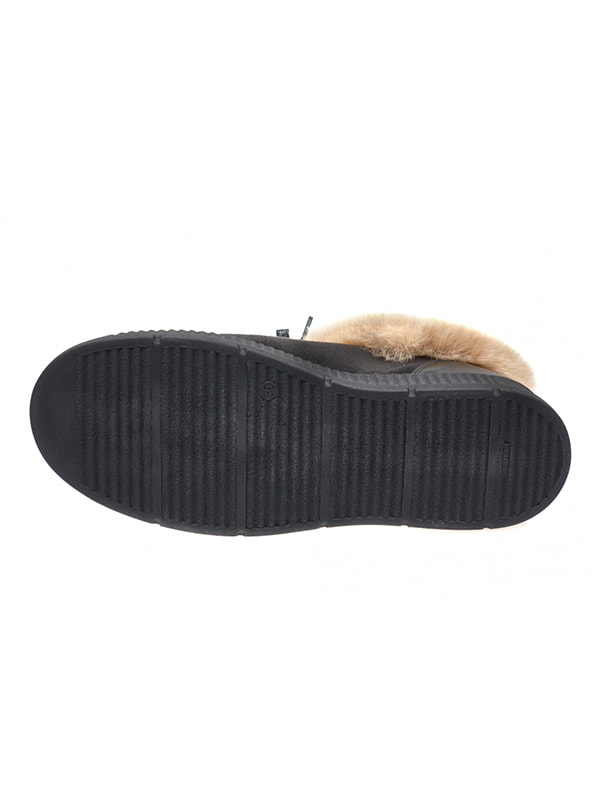 Ботинки черные | 4718795 | фото 3