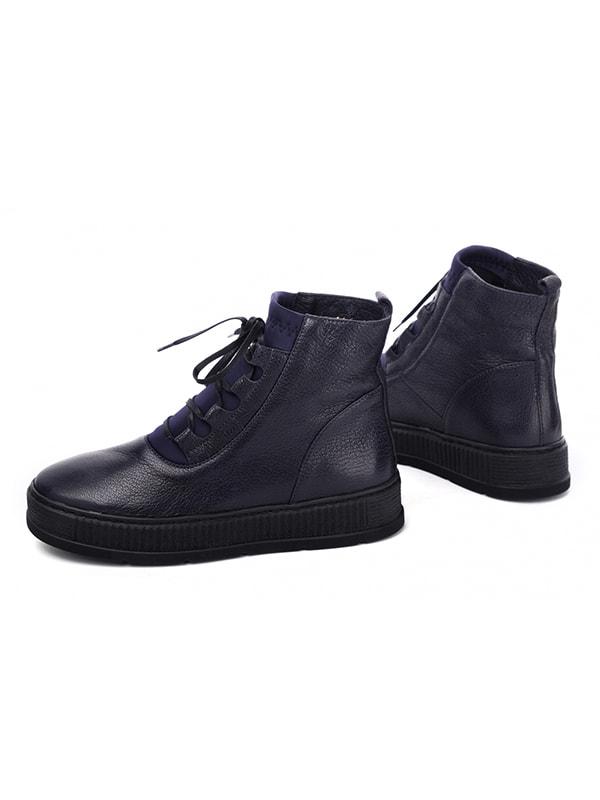 Ботинки темно-синие   4718796   фото 2