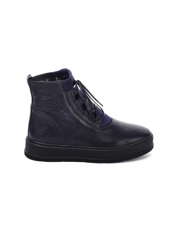 Ботинки темно-синие   4718796   фото 3