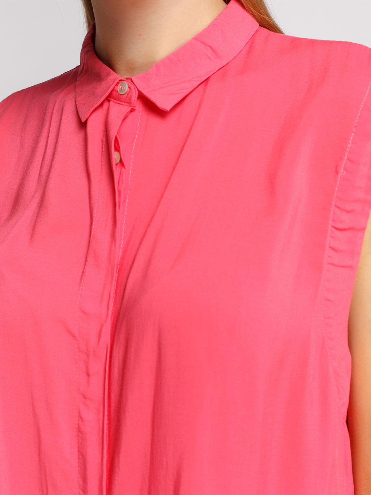 Блуза рожева | 2693895 | фото 3