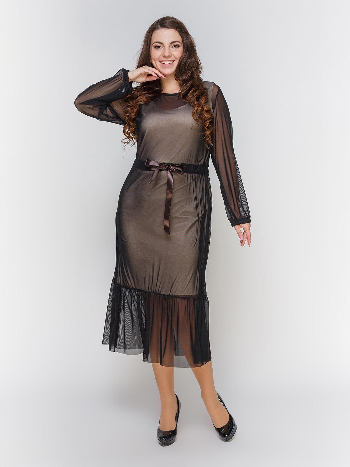 Сукня чорна | 4695824