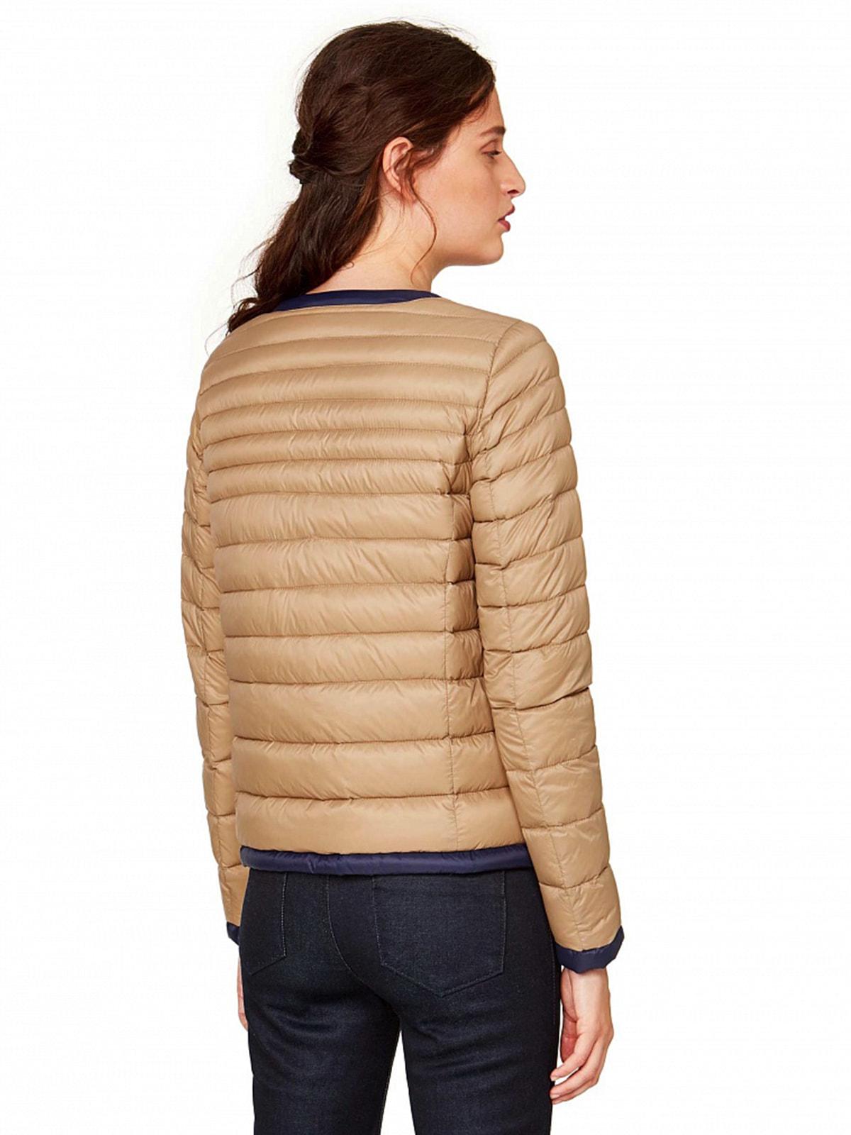 Куртка бежевая | 3556438 | фото 11