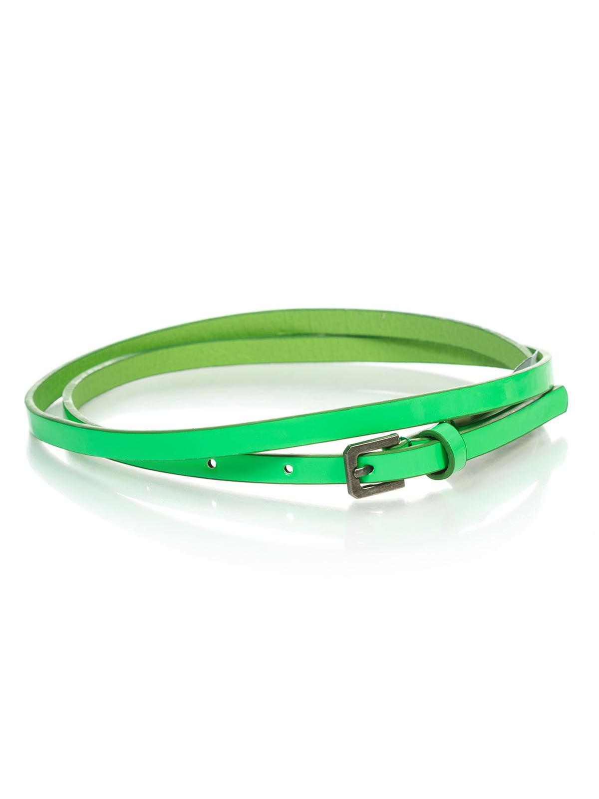 Ремень зеленый   3200379