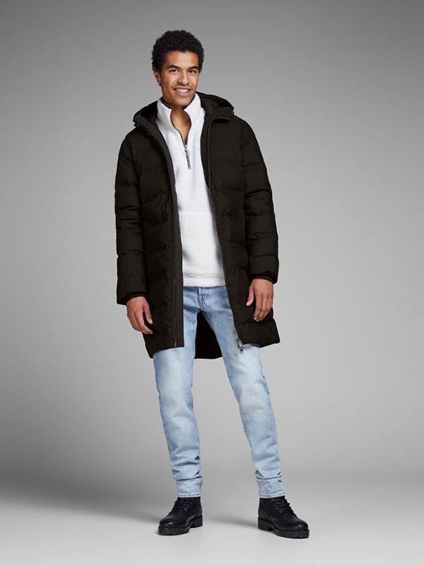 Куртка чорна   4684092   фото 3