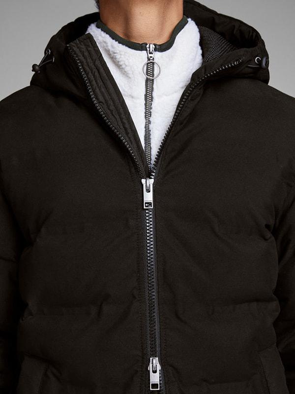 Куртка чорна   4684092   фото 5