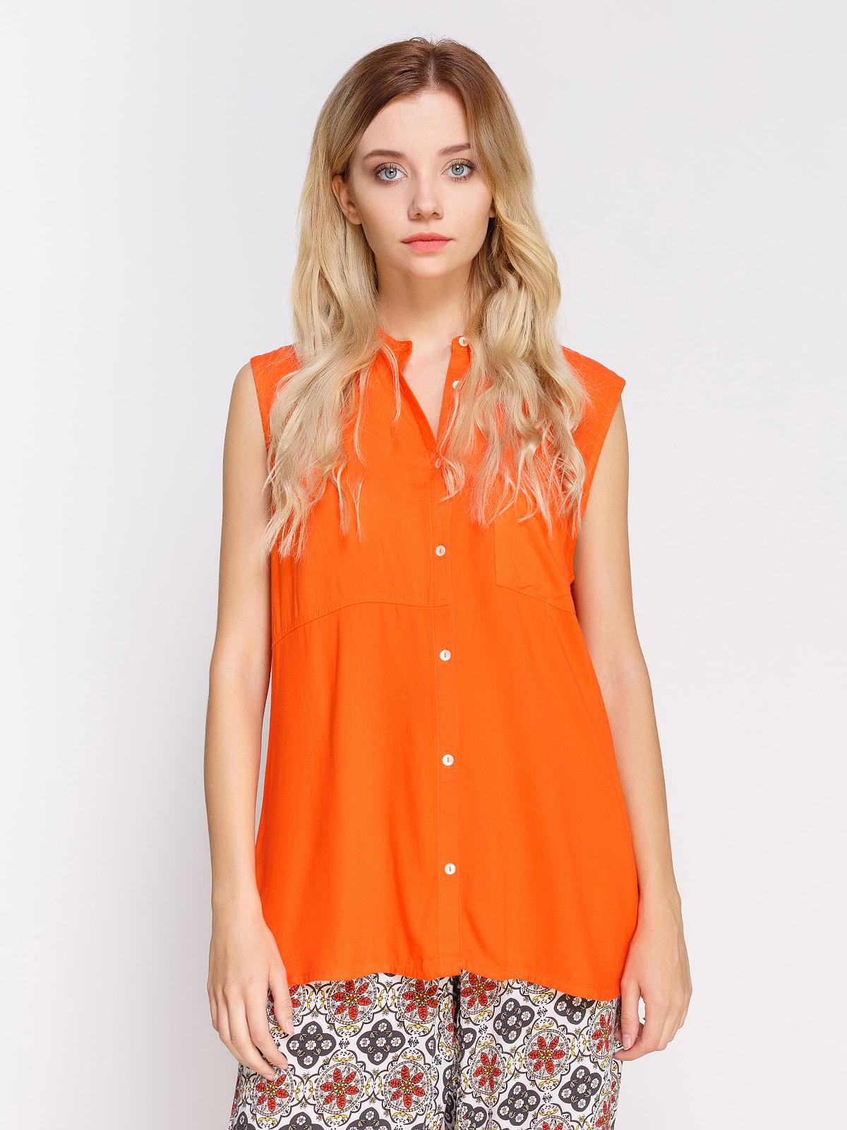 Блуза помаранчева | 4560126