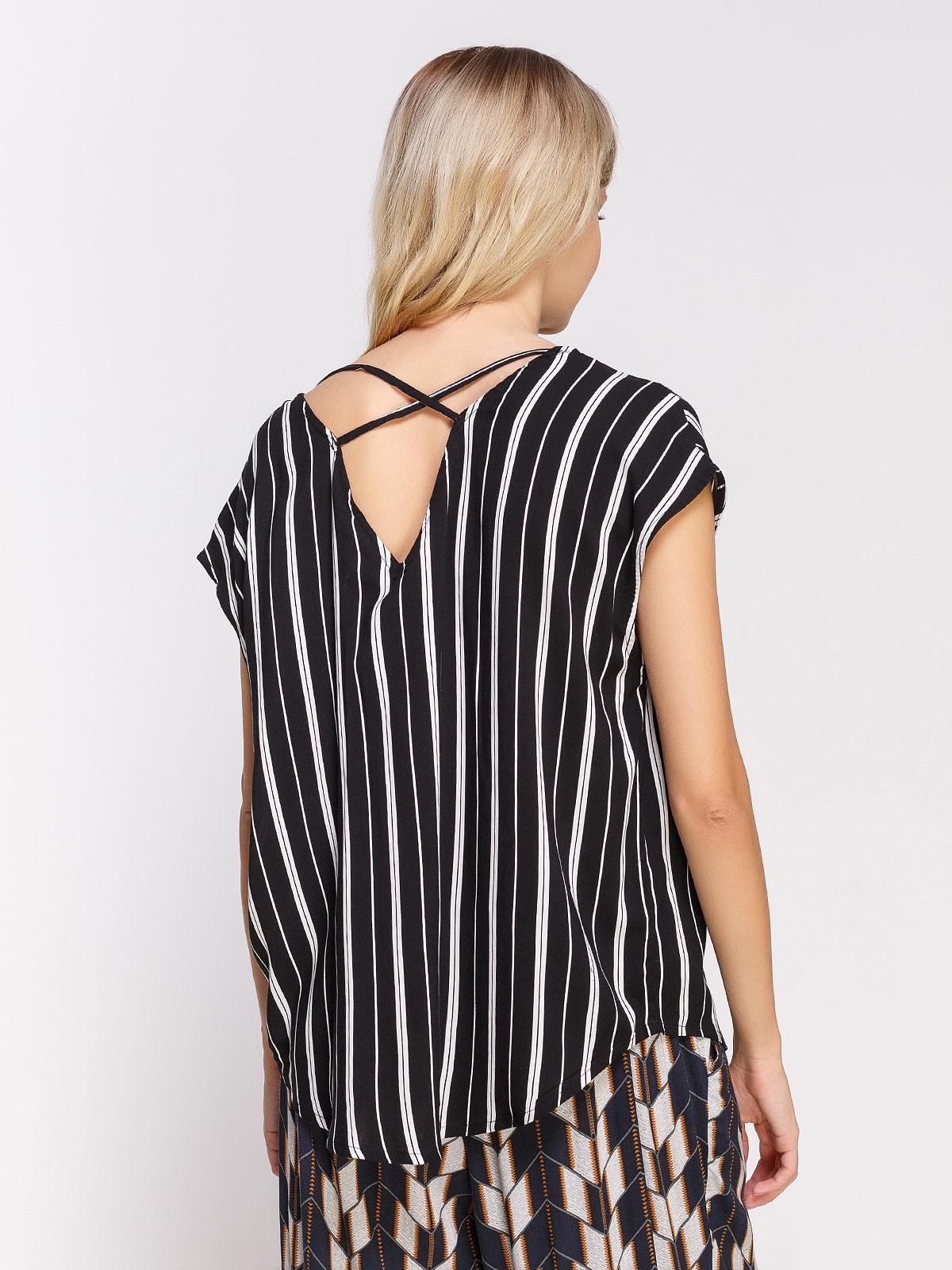 Блуза в смужку | 4560036 | фото 2