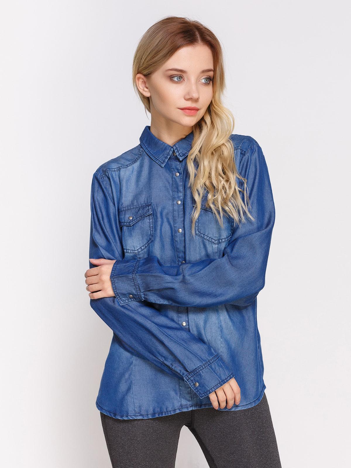 Сорочка синя | 4560336