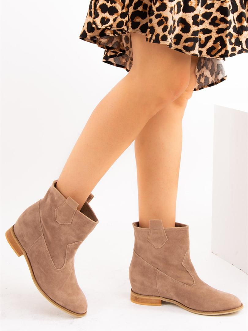 Ботинки коричневые | 4722476