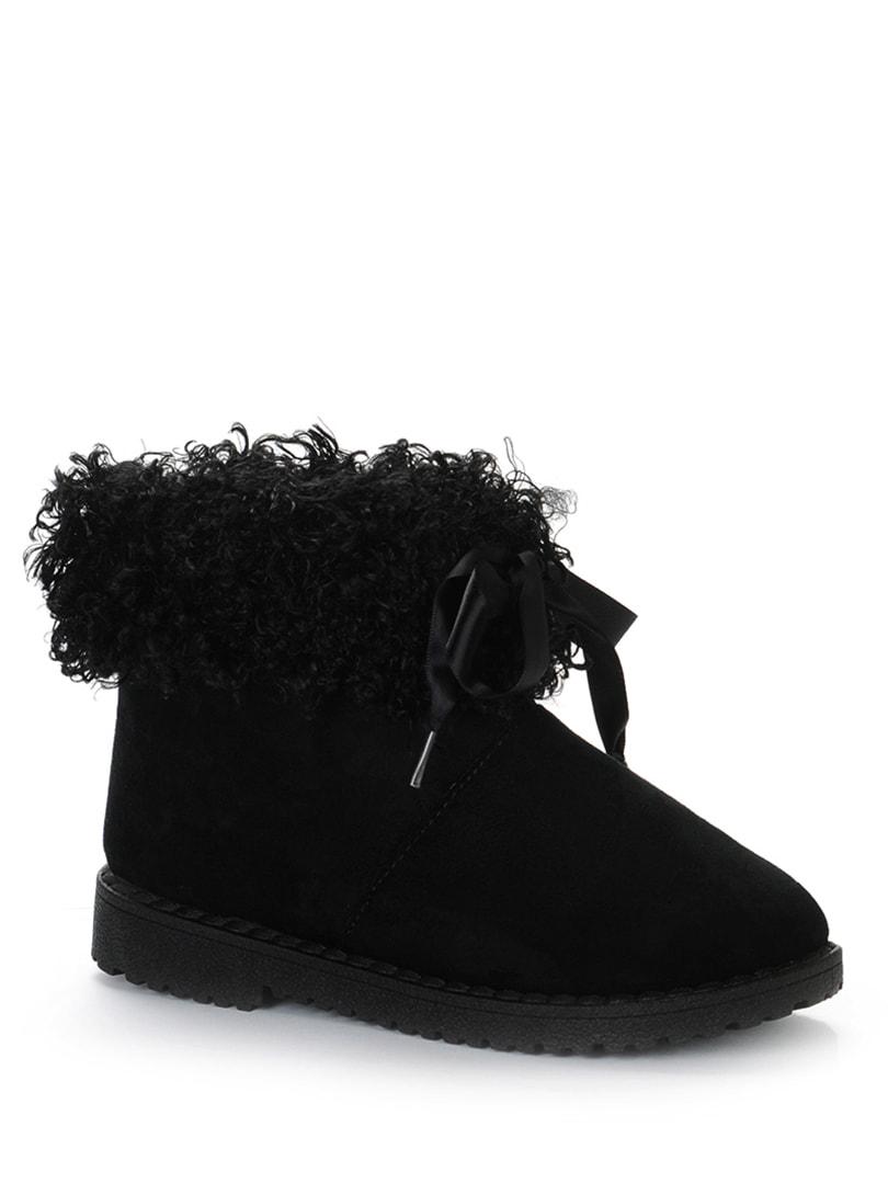 Ботинки черные | 4719362