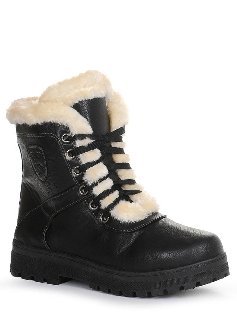 Ботинки черные | 4723794
