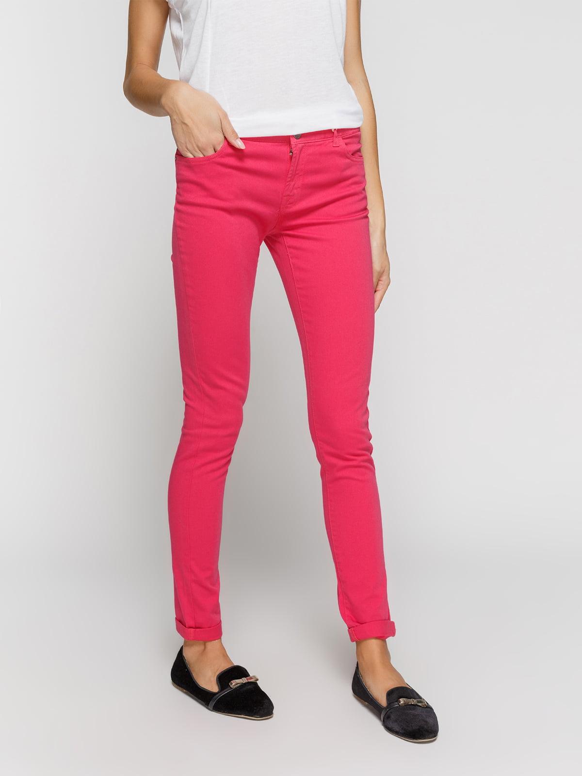 Джинси рожеві | 3202164