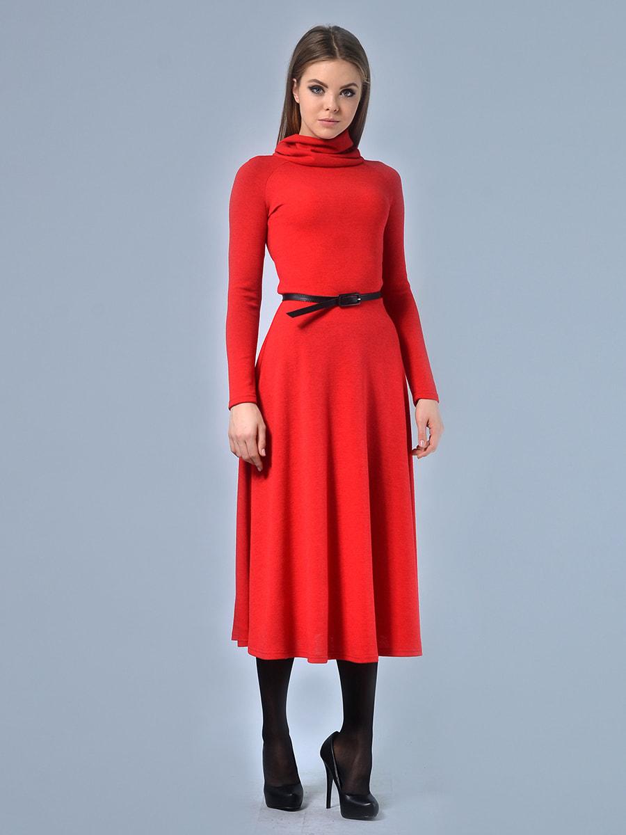 Платье красное | 2771479 | фото 5