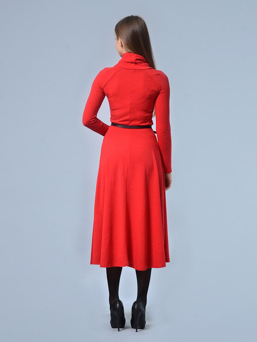 Платье красное | 2771479 | фото 6