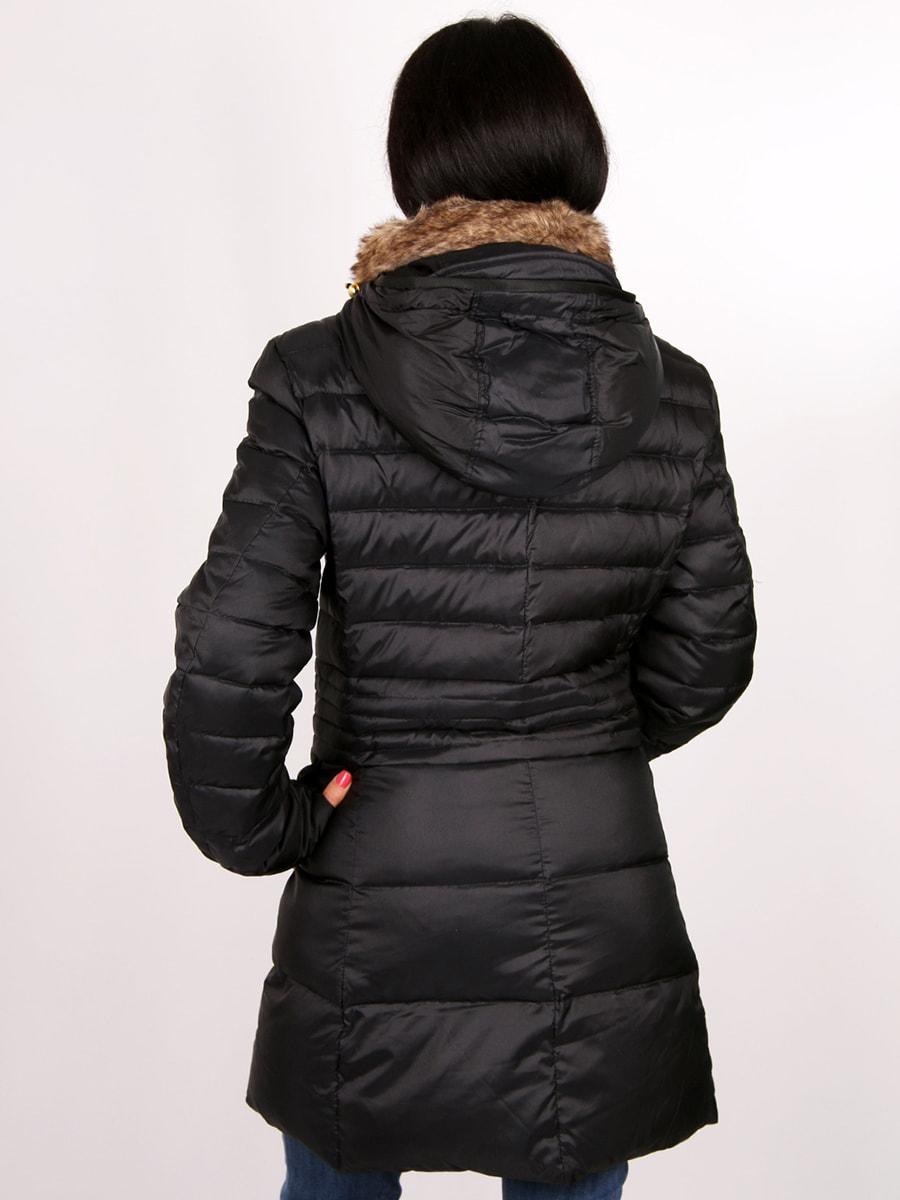 Пальто черное | 3165189 | фото 2