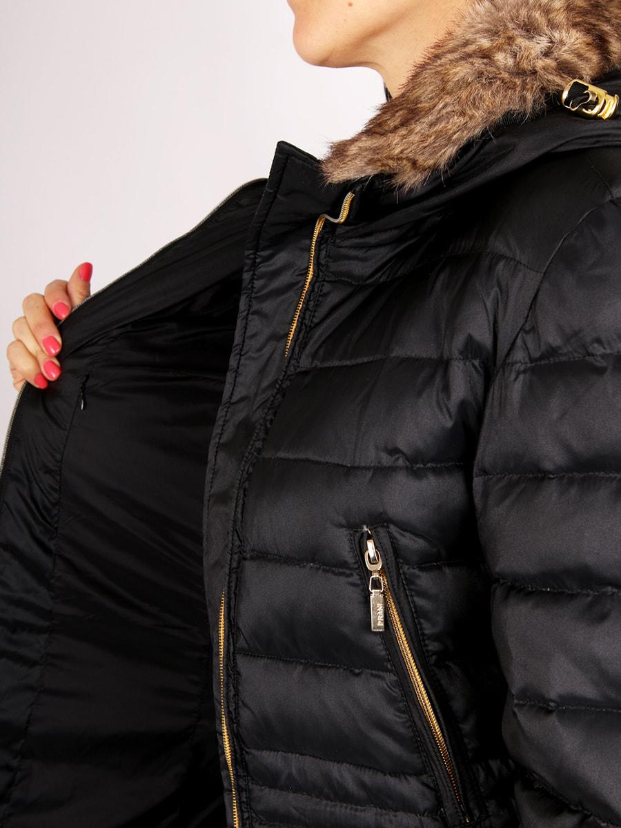 Пальто черное | 3165189 | фото 3