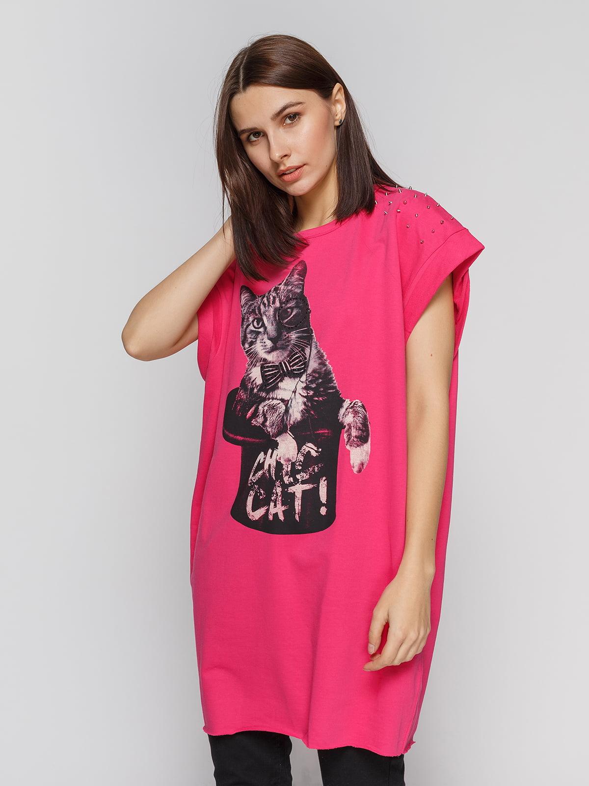 Туніка рожева   3202141