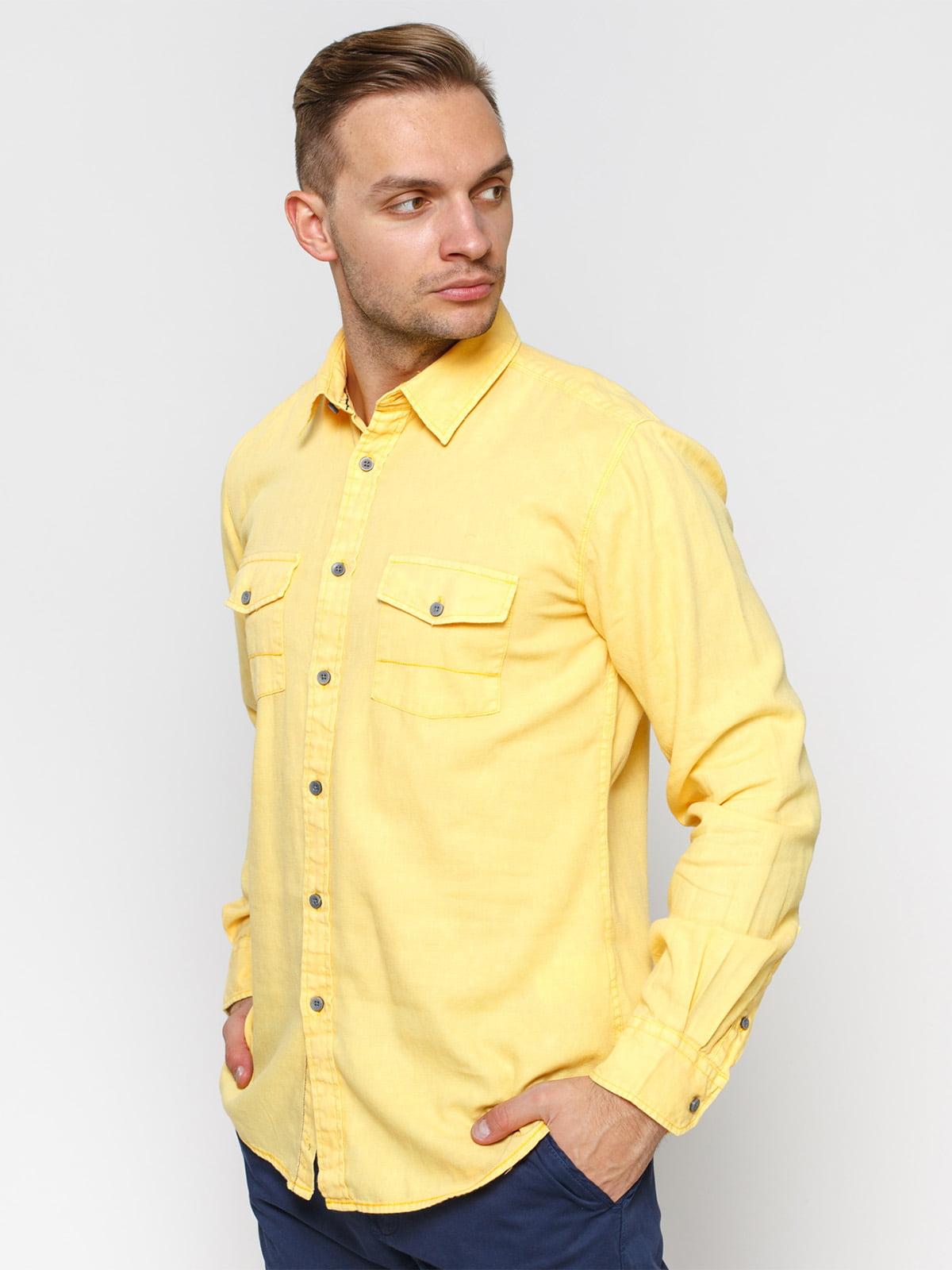 Сорочка жовта | 1899620