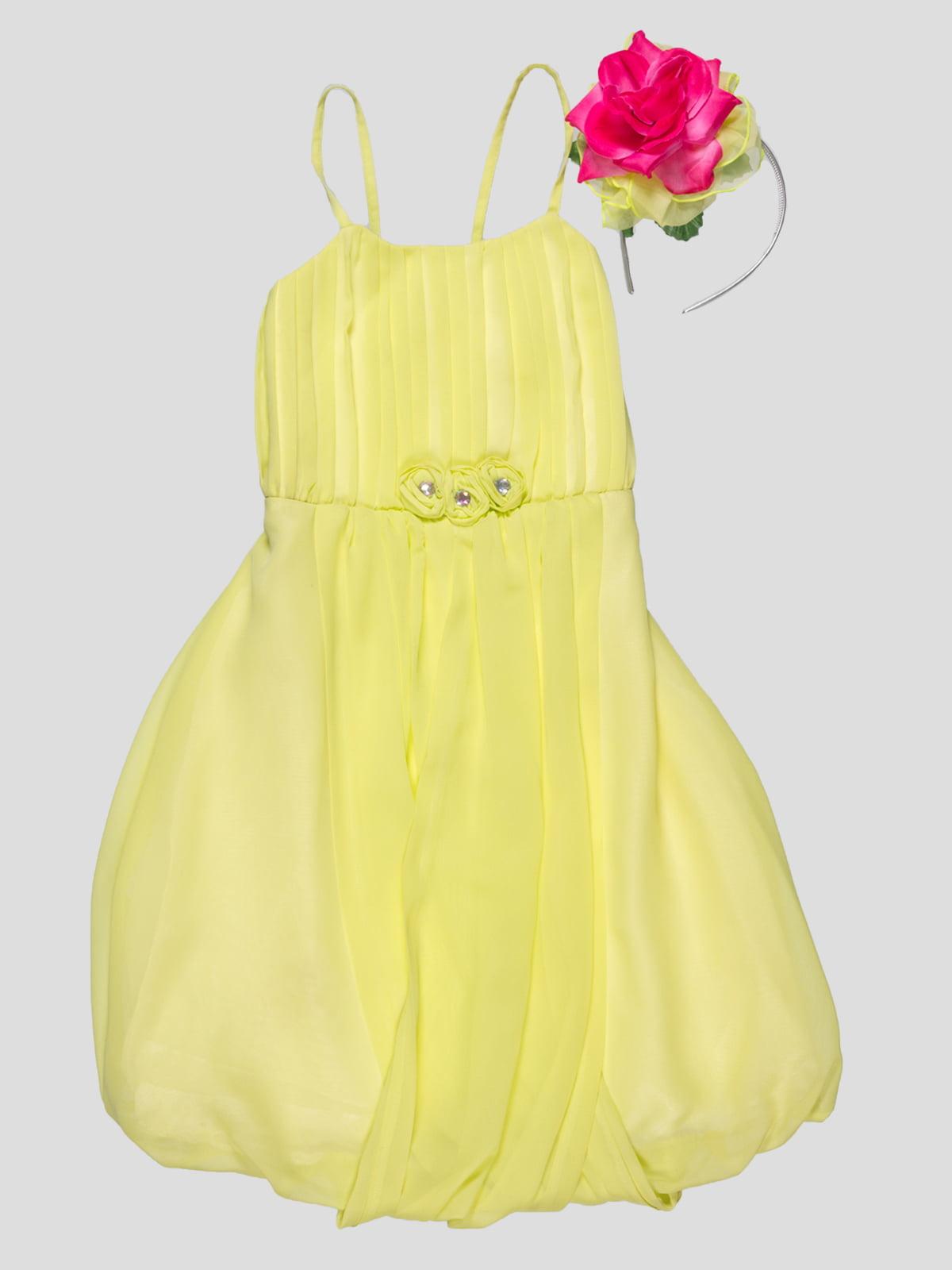 Комплект: сукня і обруч   4712386
