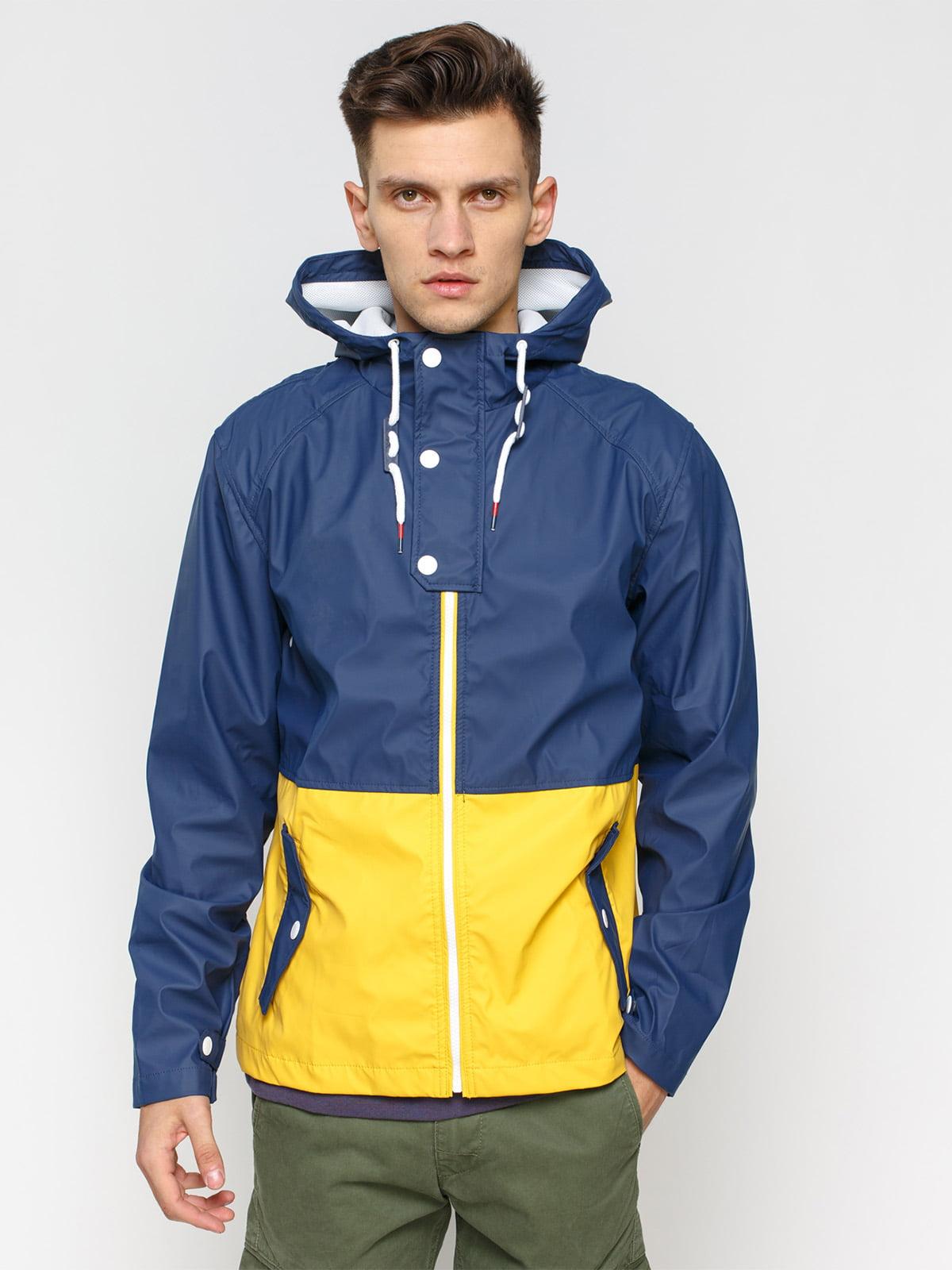Куртка двоколірна | 1899282