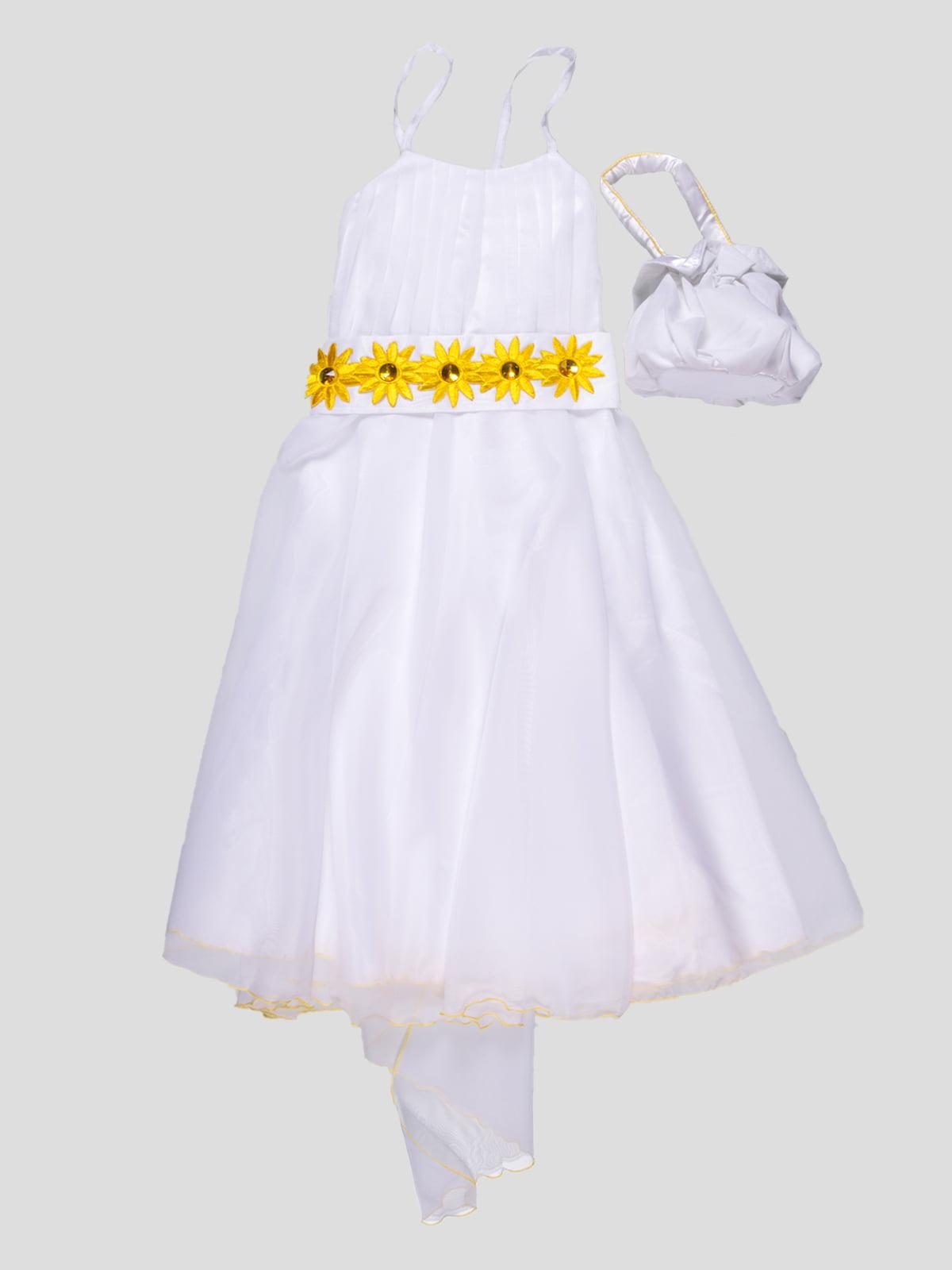 Комплект: сукня і сумка   4715362